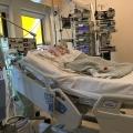 Mijn kindje ligt doodziek op de Intensive Care