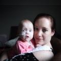 Baby Josephien mocht na 6 maanden met zuurstof en sonde naar huis