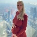 Wensmama Manouk is alweer 36 weken zwanger