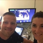 Als Susanne 20 weken zwanger is, ziet papa Klaas een enorme bloedvlek