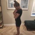 Meike huilt al 100 dagen door het enorme verlies, maar ook door de grote liefde van baby Nola