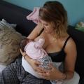 De eerste week na de bevalling viel me fysiek vies tegen