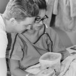 Dagboek van een sterrenmama: doodgeboren Faith* mocht mee naar huis