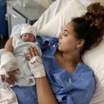 Mijn baarmoeder wilde na de bevalling niet slinken