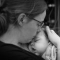 Mijn dochter Noor overleed op mijn schoot