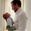 De eerste First Dates baby, James, is geboren. Wij spraken papa