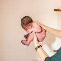 Onze baby schoot telkens na drie persweeën terug
