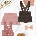 Deze te gekke kledingitems voor babymeisjes zijn een magische combinatie