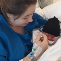 Bevallingsverhaal: het ziekenhuis gingen we niet meer halen
