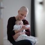 Al 4 weken na de bevalling start mijn eerste chemo