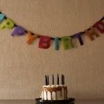 Meisje (3 jaar) kiest bizar thema voor haar verjaardagtaart