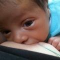 Ik maakte borstvoeding aan voor mijn pleegkind