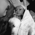 De artsen zeiden dat ik en mijn man samen geen kinderen konden krijgen, maar tòch raakte ik spontaan zwanger