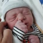 Ik had een bevalling die ik iedere vrouw gun en een baby met een makkelijke gebruiksaanwijzing