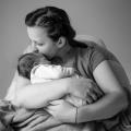 Mijn postpartum depressie: Ik was boos op mijn baby