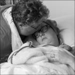 Omringd door mijn hartslag, is kleine Esmee overleden