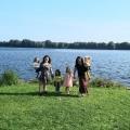 Zowel mijn zus als ik hebben het syndroom Cleidocraniale Dysplasie doorgegeven aan de kinderen