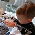 Mijn tweede zwangerschap na HELLP, sloot ik af met een mooie badbevalling