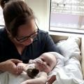 """Baby Youp vecht tegen neuroblastoom, """"Het voelt alsof Youp tussen mijn vingers glipt"""""""