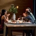Praten met kinderen: een bijzonder gesprek aan de eettafel